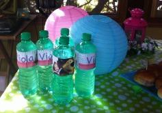 Etichette bottigliette