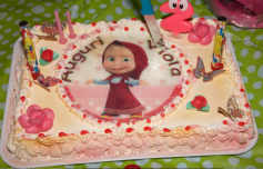 Grafica per Torta