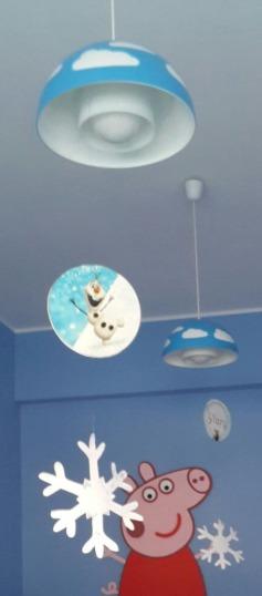 Decorazione Olaf