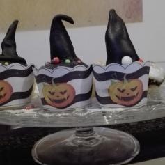 Ecco pronti i muffin stregati!