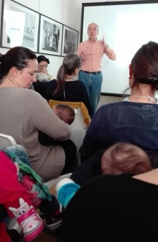 platea mamme e bimbi